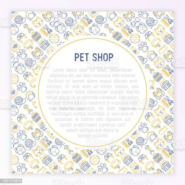 Pet shop concept with thin line icons cat dog collar kennel grooming vector id1021214510?b=1&k=6&m=1021214510&s=612x612&h=vjc3ve9qqvlf5sfn1dyi5uqvc5jk45ipydpojzohz84=