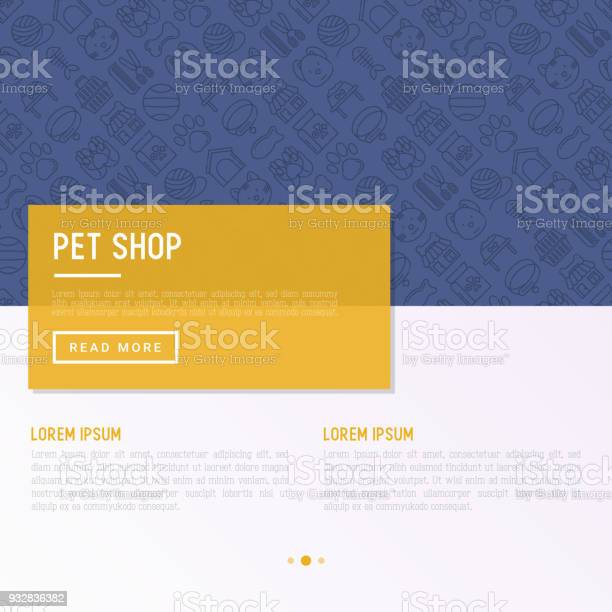Pet shop concept with thin line icons cat dog collar kennel grooming vector id932836382?b=1&k=6&m=932836382&s=612x612&h=cutdy3dys4rkvaeadb kuwbcarj9zl7x 6dmqedf360=