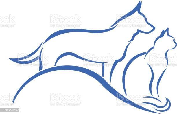 Pet shop dog and cat logo vector id678650232?b=1&k=6&m=678650232&s=612x612&h=vjgh5msbcar18jnsfwk5oo d2du6hnhk7jhbjguruas=