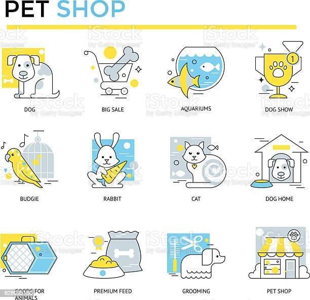 Pet shop icons vector id628095180?b=1&k=6&m=628095180&s=612x612&h=stda11hu0zcyu 8ovb9ytb2rnauyguvp37acrl6w6o8=