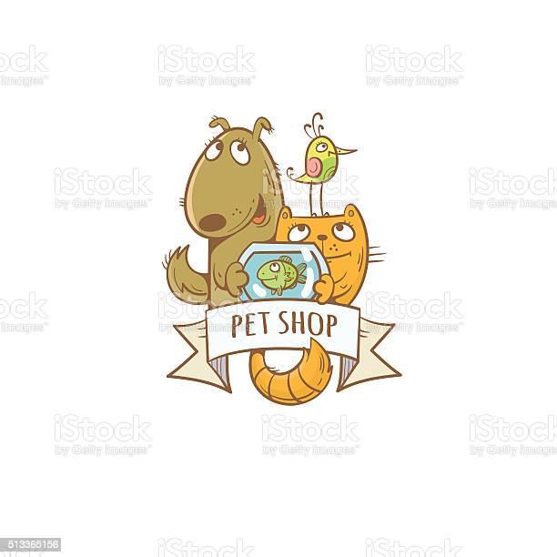Pet shop logo vector id513365156?b=1&k=6&m=513365156&s=612x612&h=tndmert6poe9vu7spt0kduth5e qgekubidoypho l0=