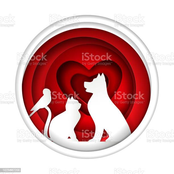 Pet shop logo vector paper cut design template vector id1025882200?b=1&k=6&m=1025882200&s=612x612&h=y0qvnilndizsx  aubxmlbk4kcidorvshdgiiptrq94=