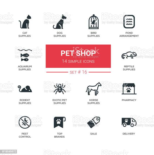 Pet shop modern simple thin line design icons pictograms set vector id819595672?b=1&k=6&m=819595672&s=612x612&h=gu2tgjbeljnsnsb yjhohvqa 6hrzzstqhrpj2egobo=