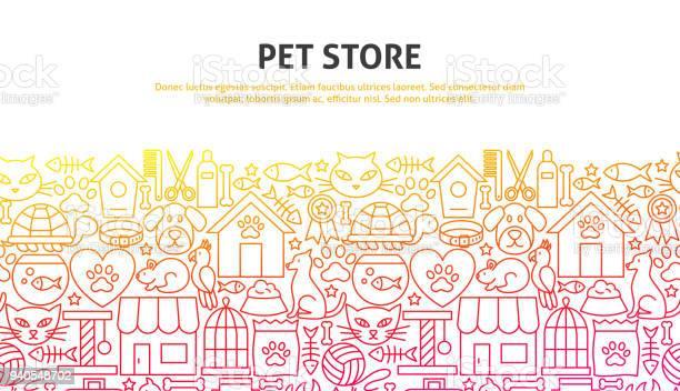 Pet store concept vector id940548702?b=1&k=6&m=940548702&s=612x612&h=dtm02h5tjn60r jh0nt1ys2v69dqjnpj zc pj qm5m=