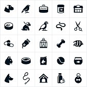 Pet Store Icons