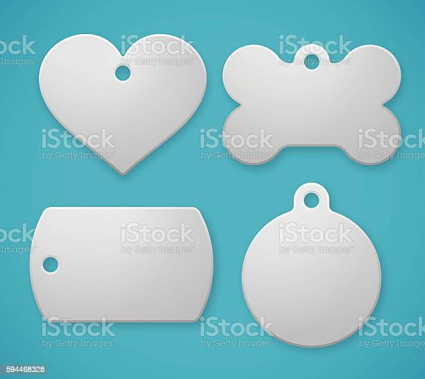 Pet tags and dog tags vector id594468328?b=1&k=6&m=594468328&s=612x612&h=u2dsegk wxfbtl5twzi5tvcf7ricbmcegbpqooy1k3s=