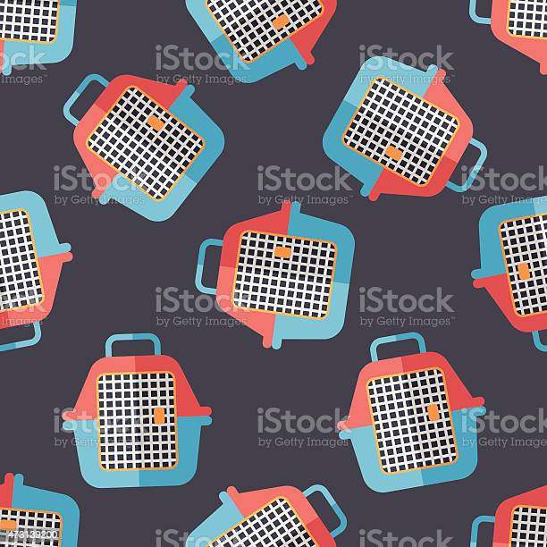 Pet travel cage flat iconeps10 seamless pattern background vector id473139200?b=1&k=6&m=473139200&s=612x612&h=c9rqooaiszy5u3tdprwo3kptusu3wgorickpeiczdbg=