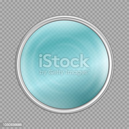 Petri dish vector template isolated on transparent background. Pharmaceutical lab equipment for microbiological researches, medical tests. Bacterias, growing mold and other microorganismes.