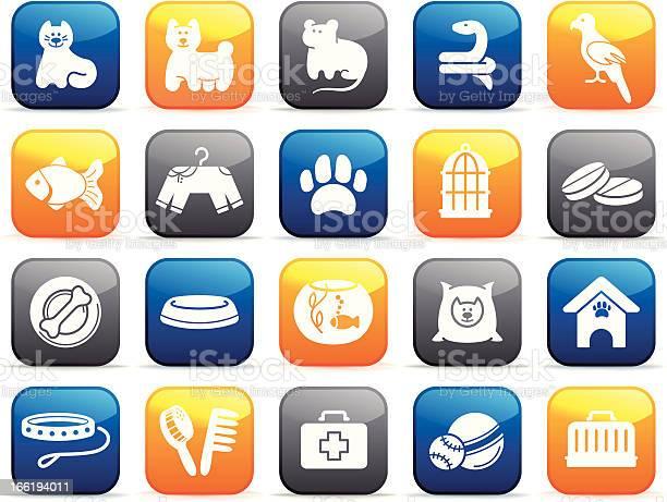 Pets care icon set on buttons vector id166194011?b=1&k=6&m=166194011&s=612x612&h=ha6rvkxi87u0gh9wi0hjahtpjfctgkbtkwm35shfthu=