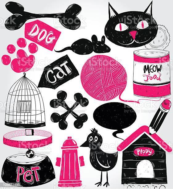 Pets doodles vector id105871495?b=1&k=6&m=105871495&s=612x612&h=nxvwcvp0ifqxy6kmr3r4h7 9fuao6lp2uxgtftzgugg=