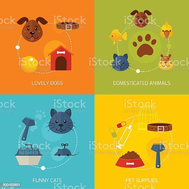 Pets flat compositions vector id500403853?b=1&k=6&m=500403853&s=612x612&h=r5qt5045srk0usr3r1zv9jecdba8lh5ux rom5ws 58=