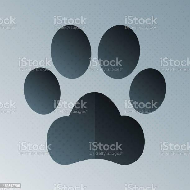 Pets footprint halftone stylized illustration vector id465642796?b=1&k=6&m=465642796&s=612x612&h=irykceubqvgbqe9i 657jeum3buva7f pyefta20oc8=