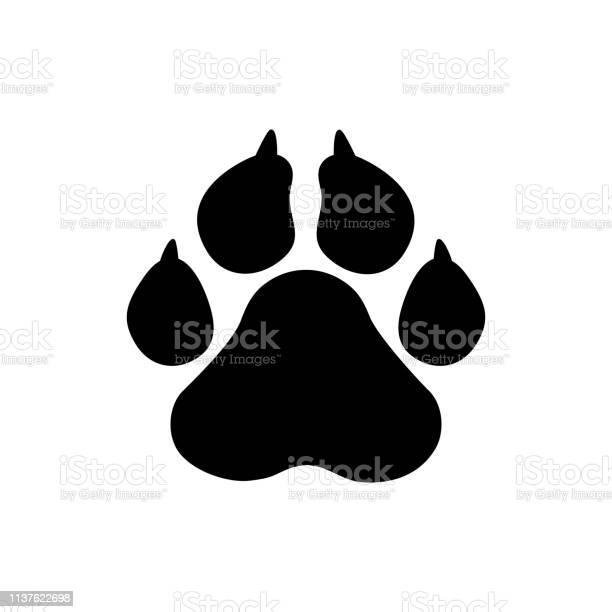 Pets icon vector paw print animal illustration pet symbol vector id1137622698?b=1&k=6&m=1137622698&s=612x612&h=nmh5okeestqme0cbdjj s5l 7hxicydycn0ffmaszmi=
