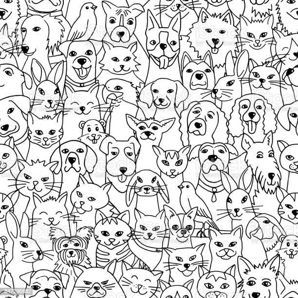 Pets seamless pattern vector id847295882?b=1&k=6&m=847295882&s=612x612&h=ravkloigup2d  3a1p1o3cnwomxku6rsfm3yuuvkyxu=