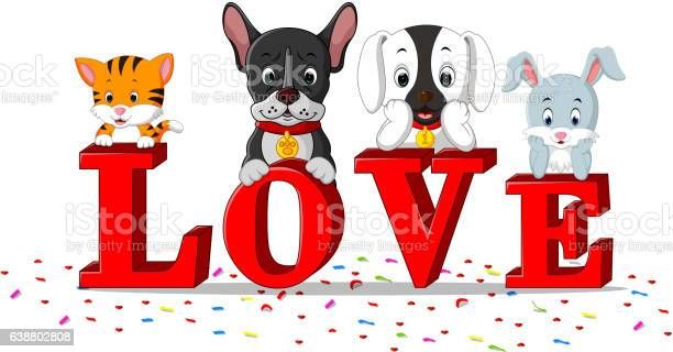 Pets togehter with love vector id638802808?b=1&k=6&m=638802808&s=612x612&h=7qmdfzunc4bs nkysg3gvrbcd1umfwz equy2epawla=