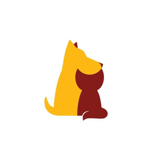 ペット ショップや獣医クリニック アイコン。 - ペットショップ点のイラスト素材/クリップアート素材/マンガ素材/アイコン素材
