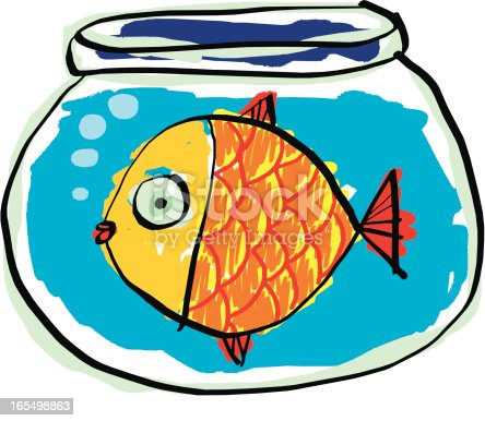 istock pez infantil 165498863