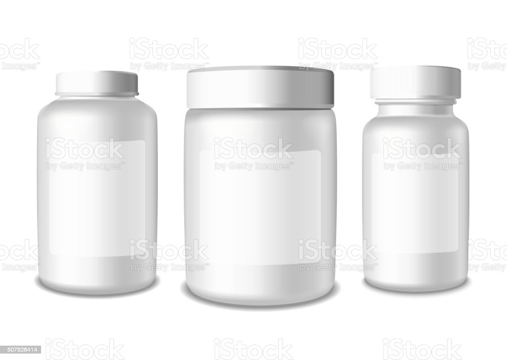 Pharmaceutical and Medicine vector art illustration
