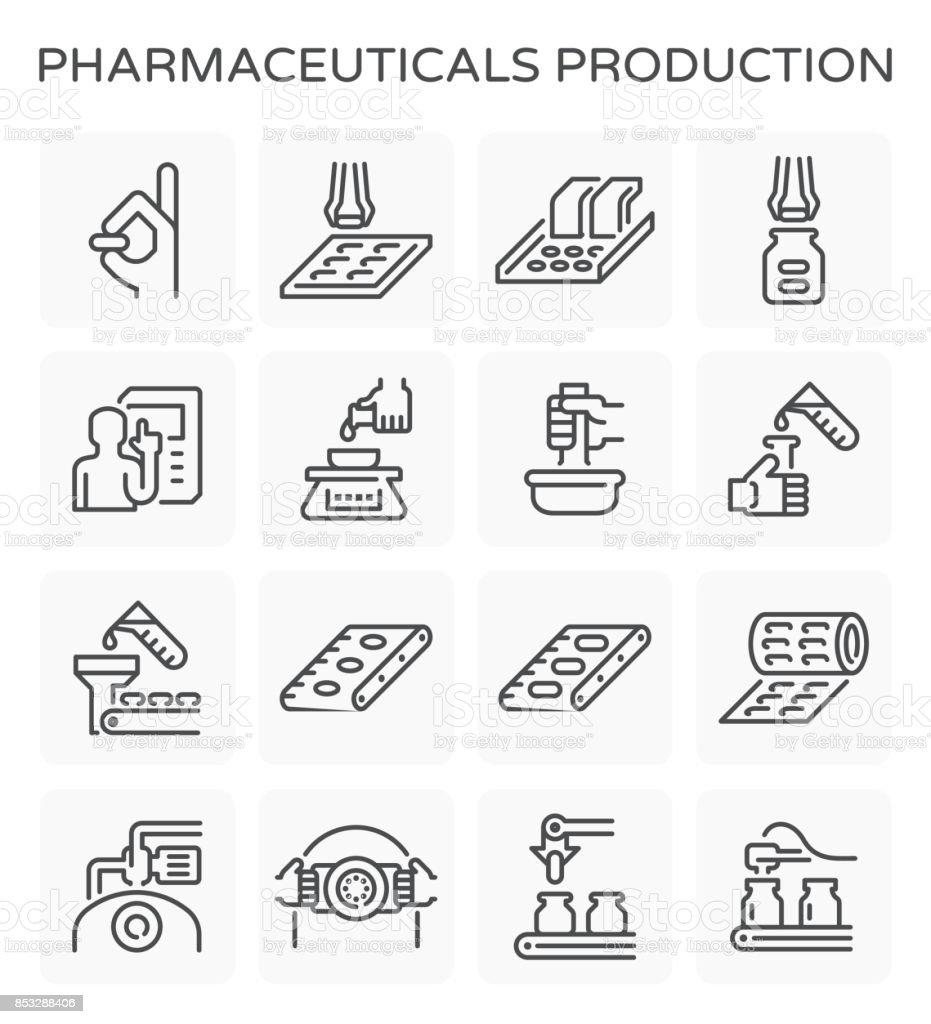 地図 記号 製薬 工場