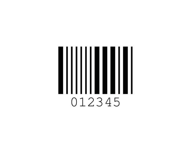 Pharmacode Barcode Standards vector art illustration