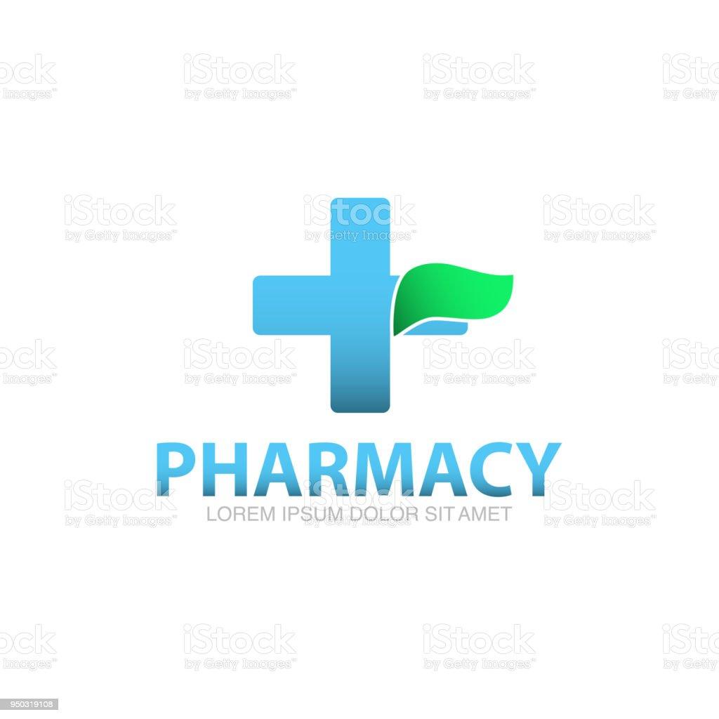 Plantilla De Icono De Farmacia - Arte vectorial de stock y más ...