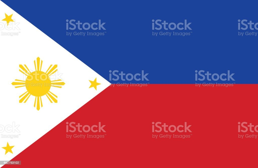 Philippines vector art illustration