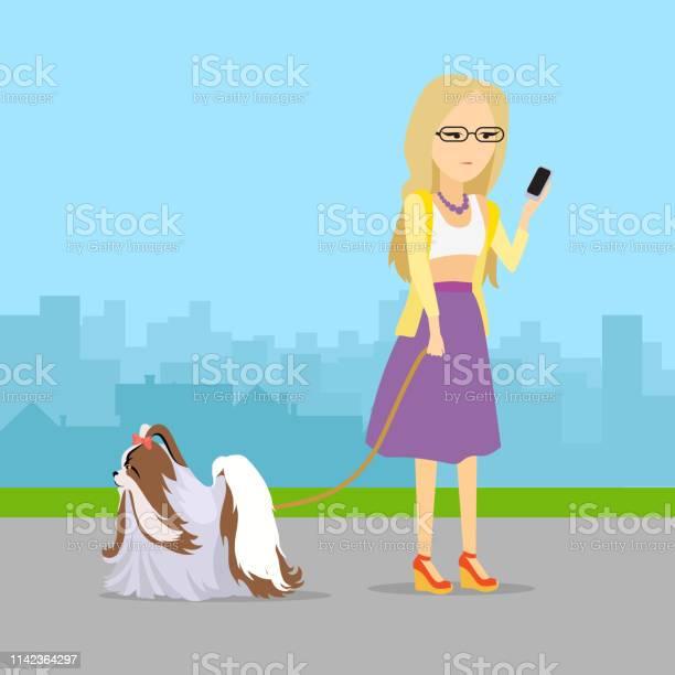 Phlegmatic temperament type girl with dog vector id1142364297?b=1&k=6&m=1142364297&s=612x612&h=hb6nhbikwkx7movkicxzl77mzsuj5 7o7az52mkkjks=