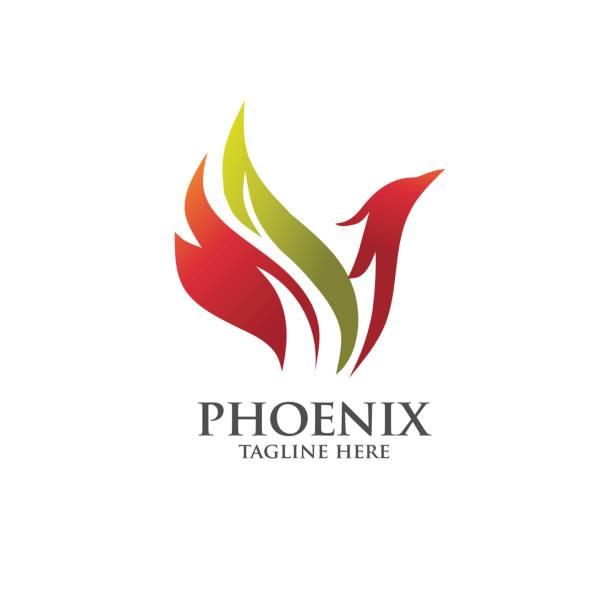 Free Phoenix Bird Vector Art