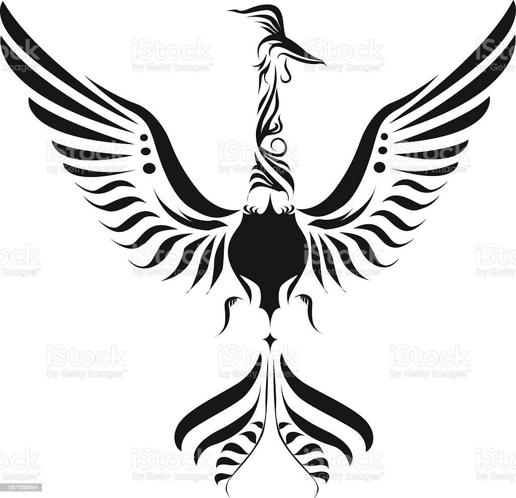 Phoenix royalty-free phoenix stock vector art & more images of bird