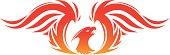 vector Phoenix emblem