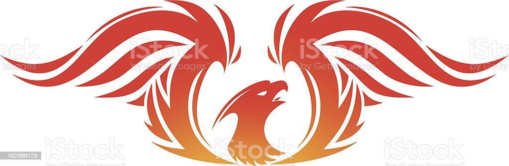royalty free phoenix bird clip art vector images illustrations rh istockphoto com phoenix az clipart free clipart phoenix