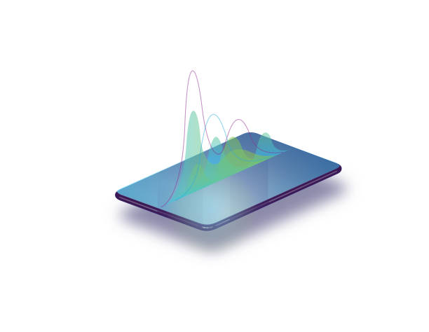 Telefon-ljud vektorkonstillustration