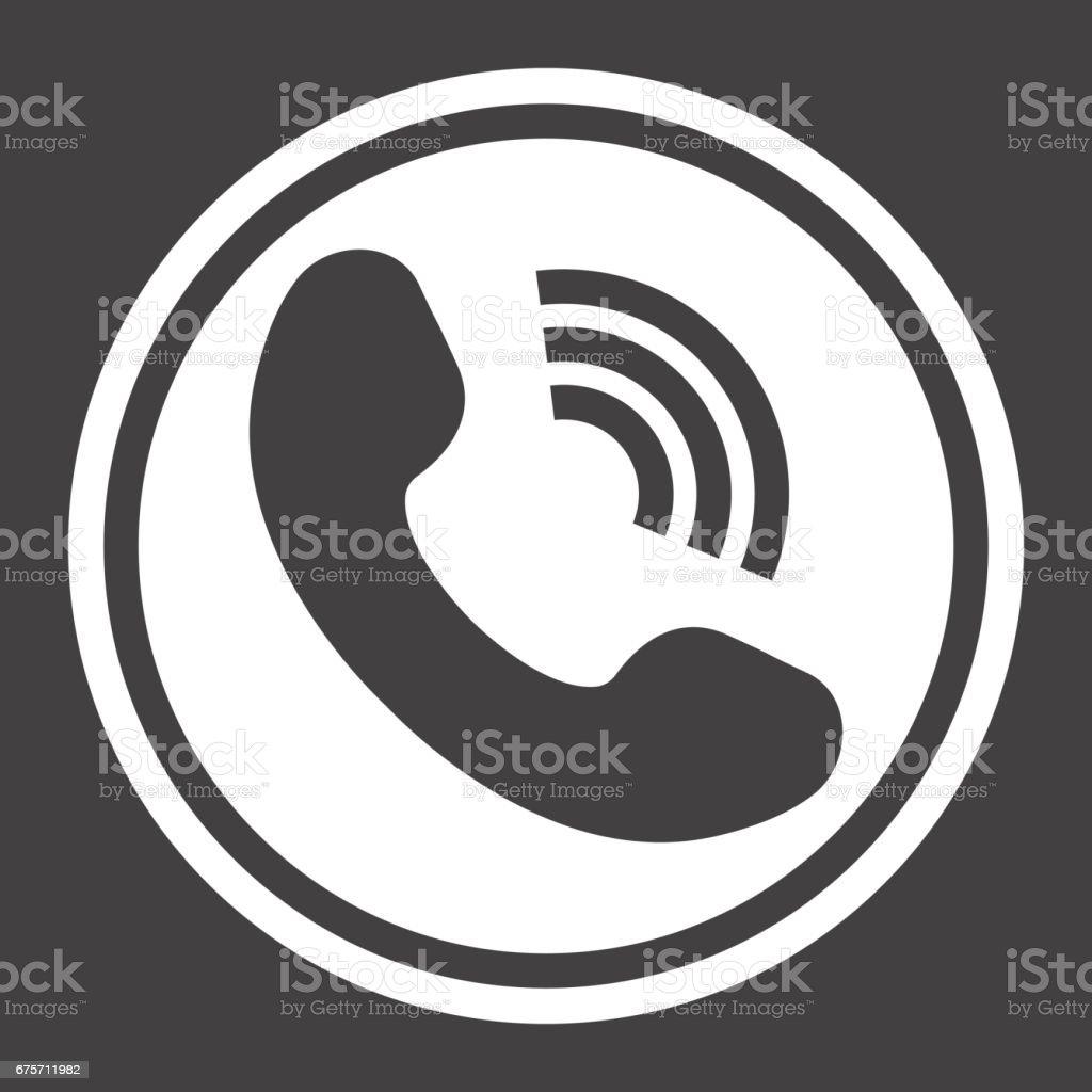 電話固體圖示、 接觸我們和網站按鈕,向量圖形填充的圖案的黑色背景下,eps 10。 免版稅 電話固體圖示 接觸我們和網站按鈕向量圖形填充的圖案的黑色背景下eps 10 向量插圖及更多 互聯網 圖片