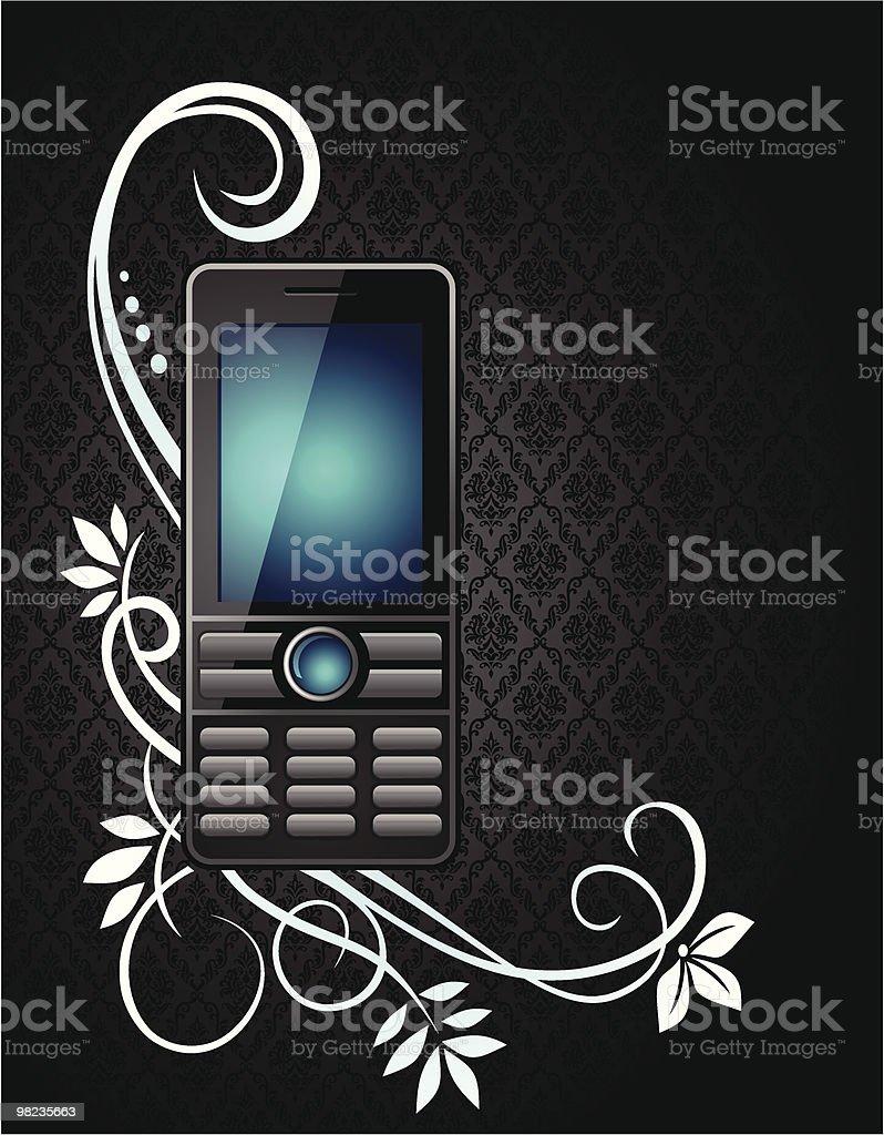 전화 royalty-free 전화 0명에 대한 스톡 벡터 아트 및 기타 이미지