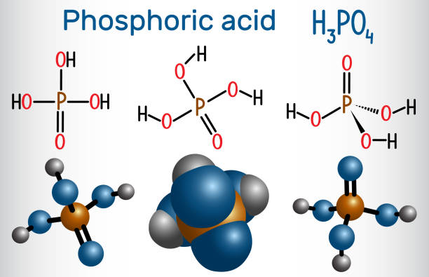 Royalty Free Phosphoric Acid Clip Art Vector Images Illustrations