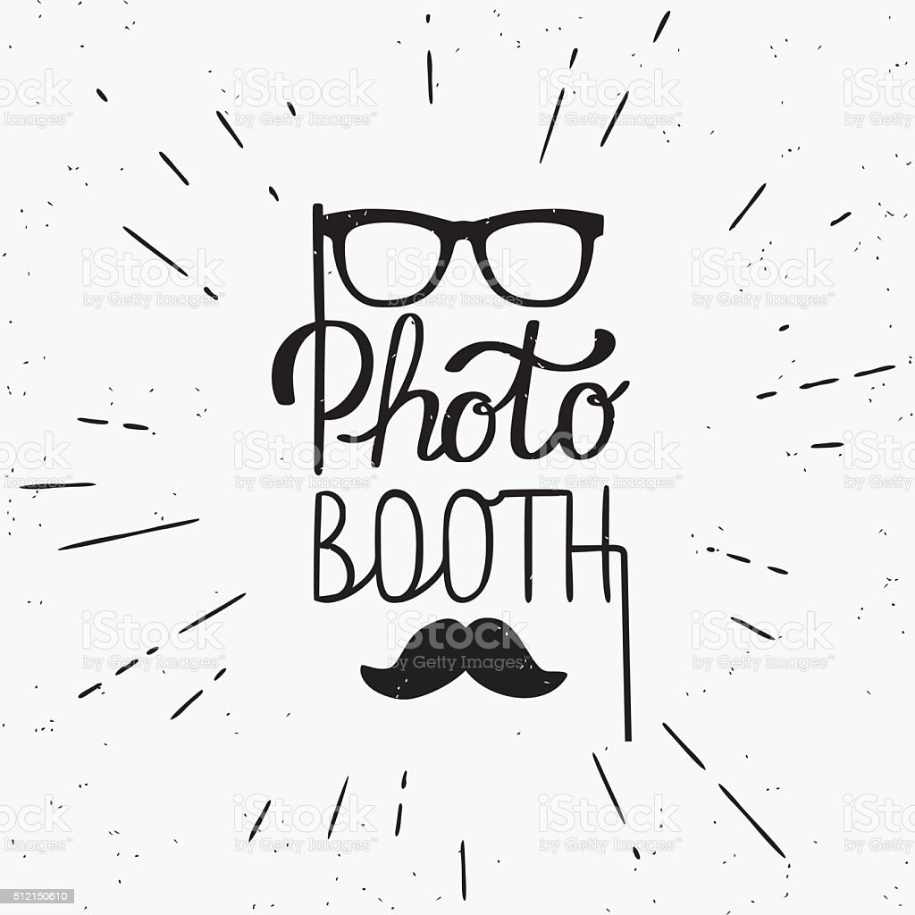 royalty free photo booth clip art vector images