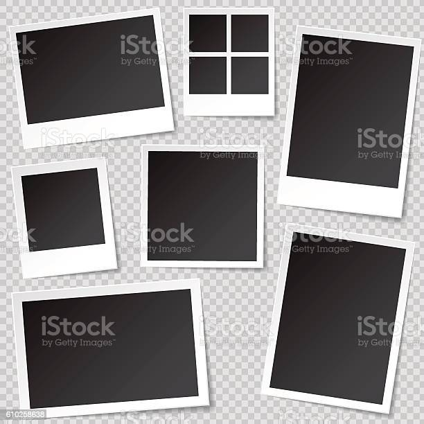 Photo booth photo frame templates with transparent shadow vector id610258638?b=1&k=6&m=610258638&s=612x612&h=yx8 apjagcjmm0w0r6vdm39bpr7iwk99wcoh5wqnjyi=