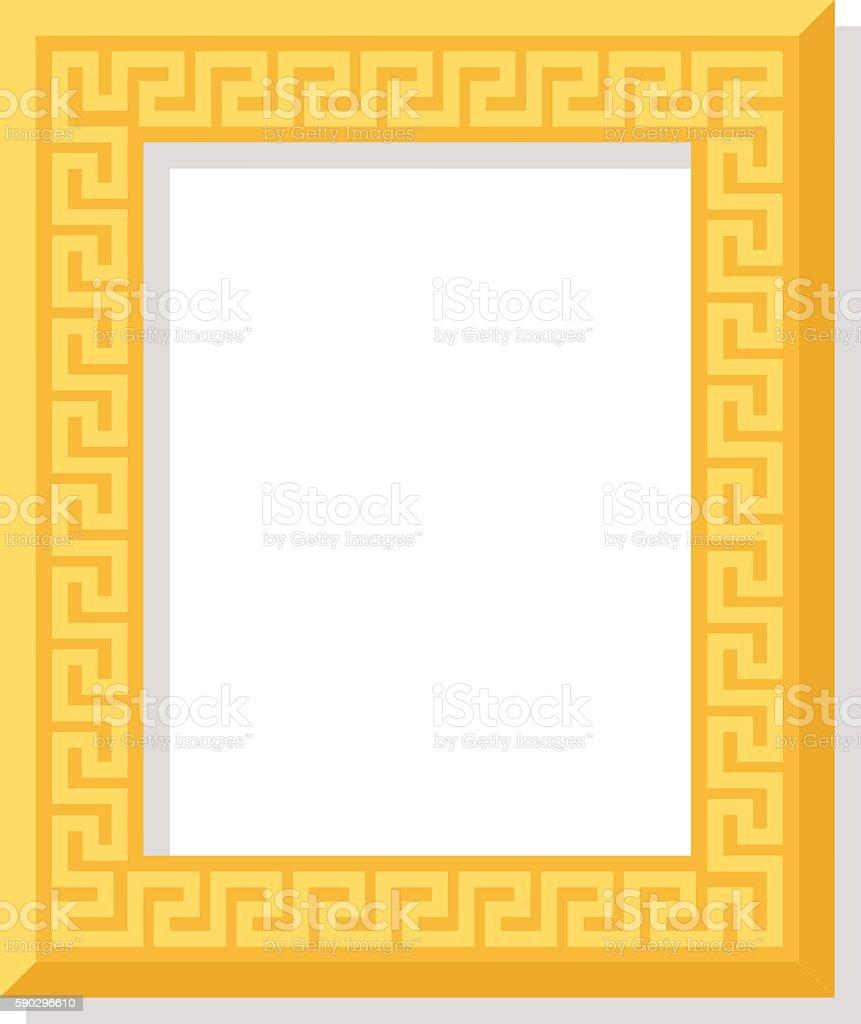 Photo frame vector isolated. royaltyfri photo frame vector isolated-vektorgrafik och fler bilder på antik