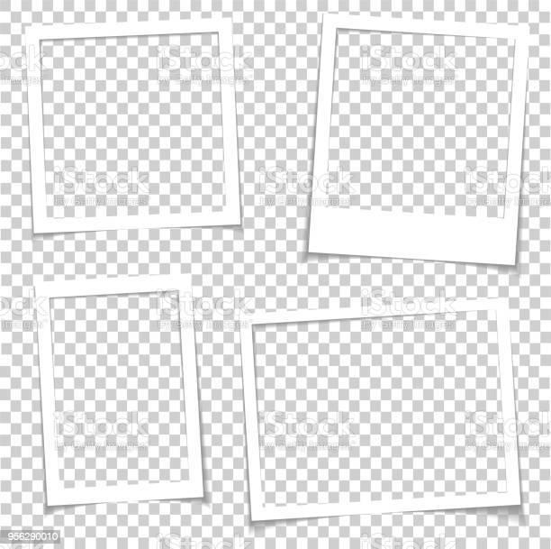 Photo frames with realistic drop shadow vector effect isolated image vector id956290010?b=1&k=6&m=956290010&s=612x612&h=5ocbrjhefgzz1dhqluj5a6c5aw38vwlgzsgjhy71pmi=