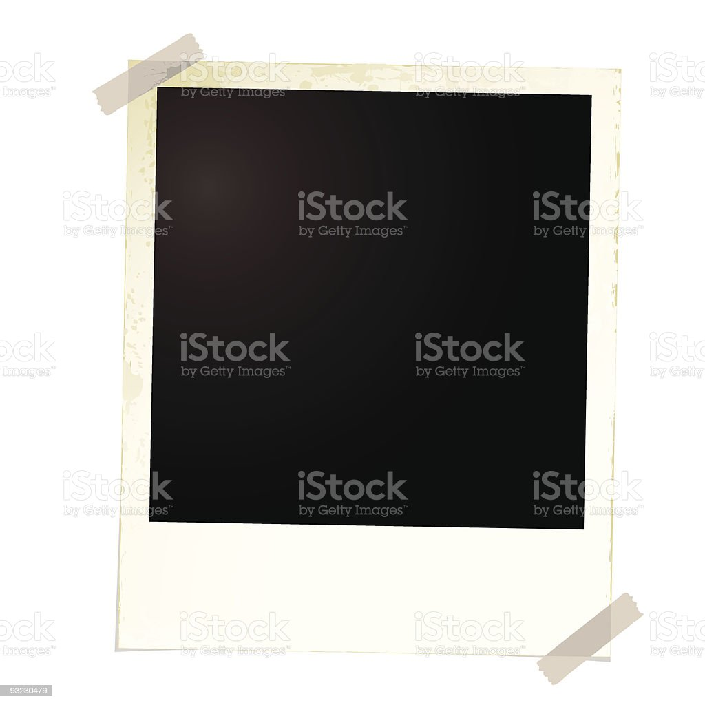 photo grunge four royalty-free stock vector art