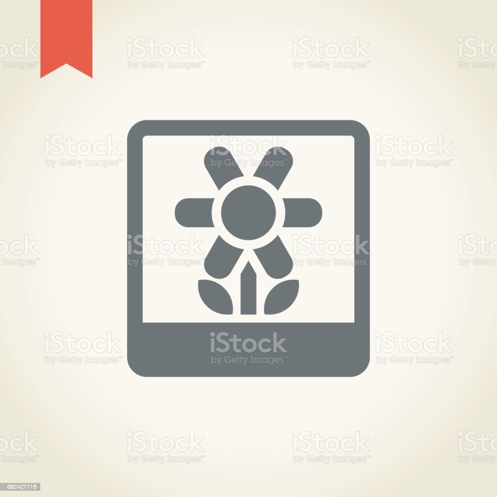 Photo icon royalty-free photo icon stock vector art & more images of art museum