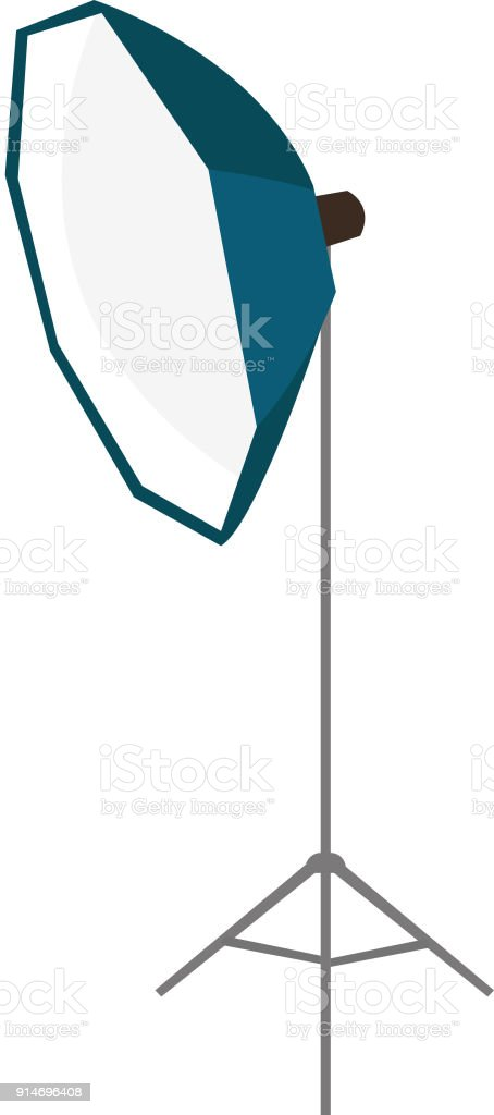 foto studio verlichting apparatuur vector cartoon royalty free foto studio verlichting apparatuur vector cartoon stockvectorkunst en