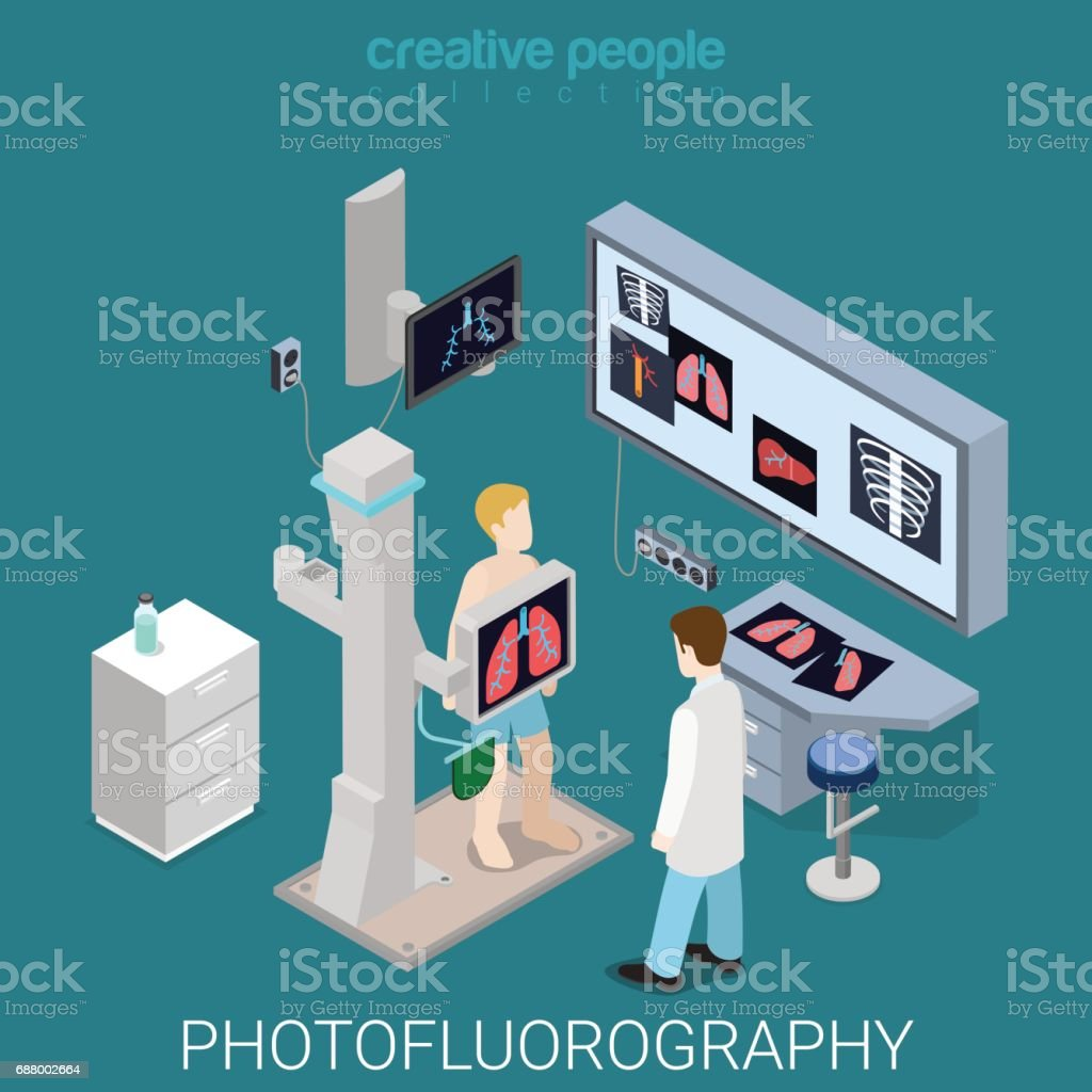 What is fluorography