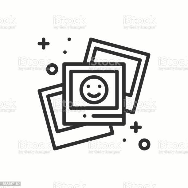 Photograph line outline icon photo picture photography snapshot sign vector id663587182?b=1&k=6&m=663587182&s=612x612&h=ys0yoes4f4j00ieolq1eeyjrw1vb6gg fczyjysdkns=
