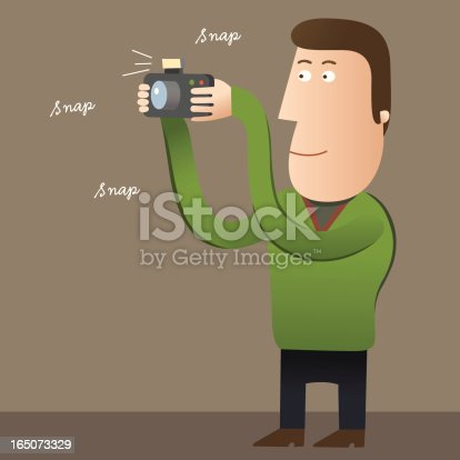istock Photographer at Work 165073329