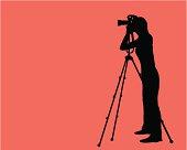 Photographer  ( Vector )