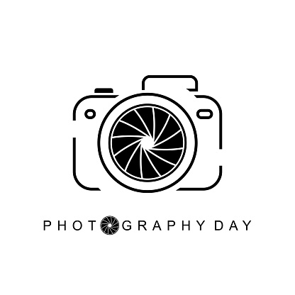 Photography Day vector illustration