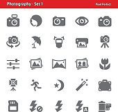 Photography Icons - Set 1
