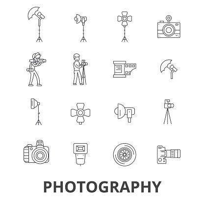 Photographie Photographe Appareil Photo Studio Photo Cadre