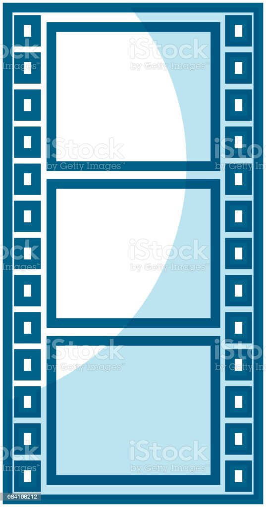 photography tape isolated icon photography tape isolated icon - immagini vettoriali stock e altre immagini di arte, cultura e spettacolo royalty-free